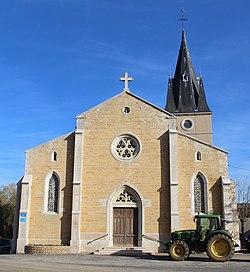 Église St Laurent Villereversure 11.jpg