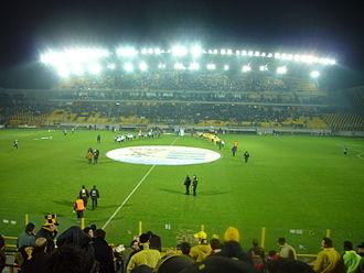 Aris Thessaloniki - Kleanthis Vikelides Stadium