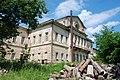 Алексино. Главный усадебный дом (нач. в 1818, арх. Д. Жилярди)..JPG
