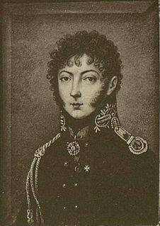 Władysław Grzegorz Branicki Polish noble
