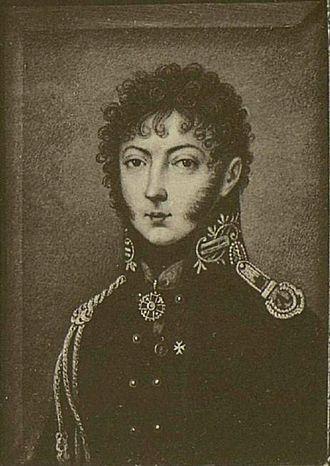 Władysław Grzegorz Branicki - Image: Браницкий