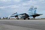 Будни авиагруппы ВКС РФ на аэродроме Хмеймим в Сирии (40).jpg