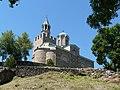 "Велико Търново, Царевец - Патриаршеска църква ""Възнесение Господне"" - panoramio.jpg"