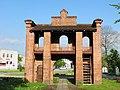 Ворота (вид с обратной стороны) - Bontrager - Panoramio.jpg
