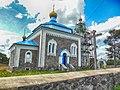 Вішнева, царква сьвятых Касмы і Даміяна, здымак 4.JPG