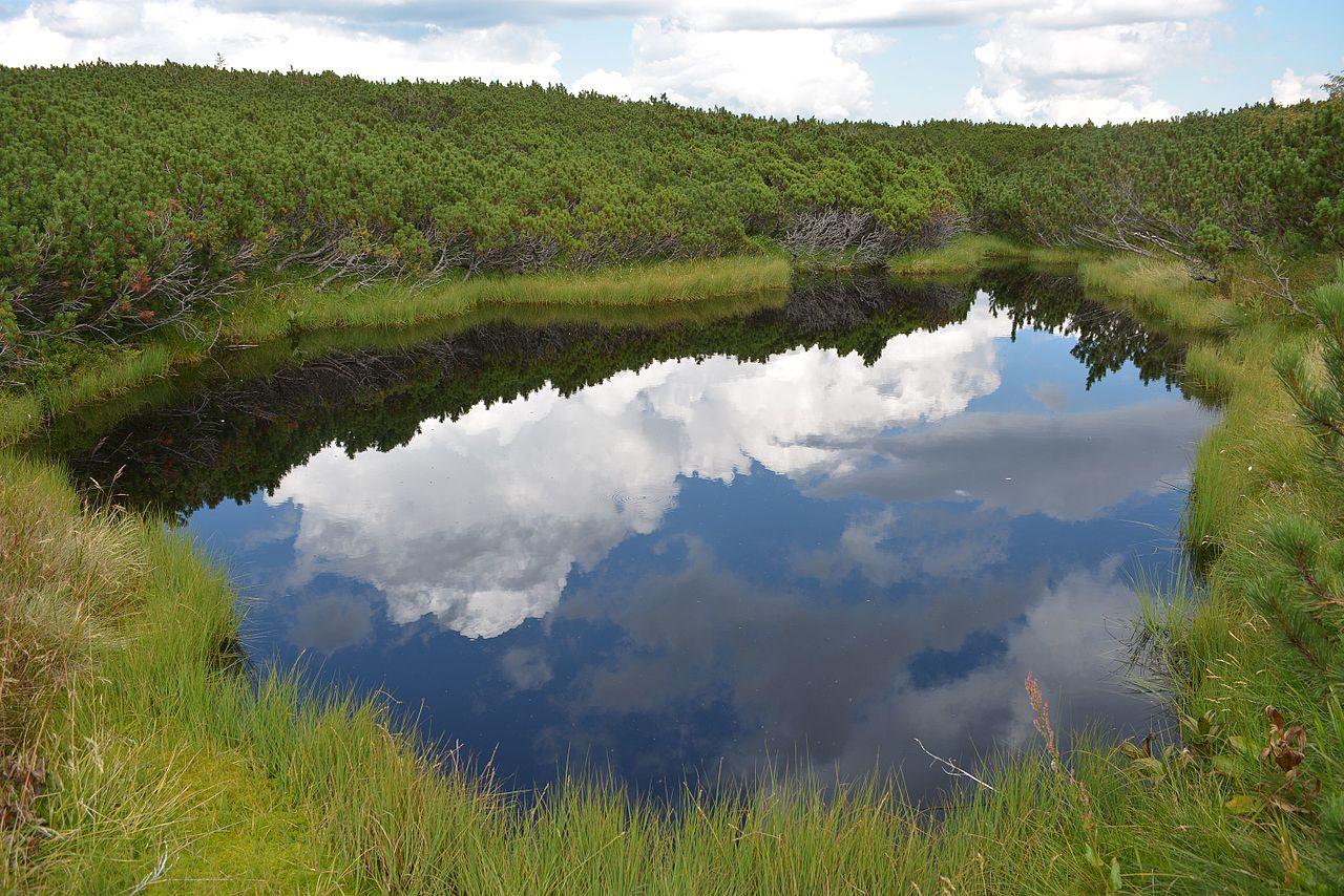 Озерце Гаджинка