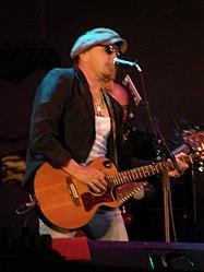 Гарик Сукачёв на концерте в Донецке 6 июня 2010 года 010