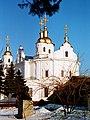 Дзвіниця Успенського собору, Полтава, Соборна площа, 3 0401 03.jpg