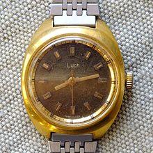 Женские часы «Луч», СССР, 1983 год. dd5bcf425b7