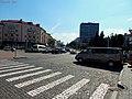 Звычайны выгляд горада Гомеля ... The usual view of the city of Gomel - panoramio.jpg