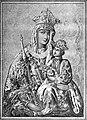 Літаграфія з кнігі «O cudownym obrazie Matki Boskiej w kościele oo. karmelitów w Białyniczach», 1899.jpg