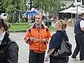 МК избори 2011 01.06. Охрид - караван Запад (5787475889).jpg