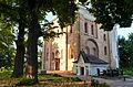 Миха́йлівський собо́р — найдревніша споруда Видубицького монастиря, зведена у 1070–1088 роках Великим князем Всеволодом.jpg