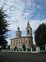 Нерехта, Преображенская церковь.JPG