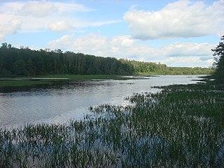 District in Chuvash Republic, Russia