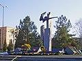 Пам'ятний знак на честь загиблих в локальних війнах.JPG