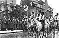Парад в Станиславе (Ивано-Франковск) в честь визита генерал-губернатора Польши рейхсляйтера Ганса Франка 1.jpeg