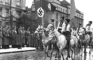 Ukrainian collaboration with Nazi Germany during World War II