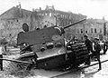 Ростов на Дону подбитый немецкий танк 1942.jpg