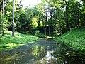 Річка в курортному парку в Трускавці.jpg