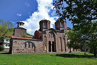 Jovan Oliver - Lesnovo monastery was founded by Jovan Oliver