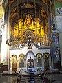 Спомен црква у Лазаревцу - олтар 06.JPG