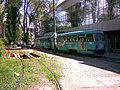 Тупик 1-го трамвая - Terminal stop of tram No. 1 - panoramio.jpg
