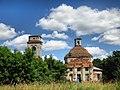 Хитрово. Спасская церковь. 1781.jpg