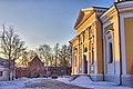 Церковь Иоанна Предтечи в лучах заката.jpg