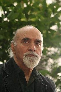 Reza Baraheni Iranian writer and academic