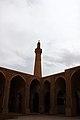 نمایی از مناره مسجد.JPG