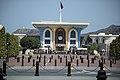 کاخ سلطان قابوس ابن سعید در مسقط - کشور عمان.jpg