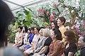 นางพิมพ์เพ็ญ เวชชาชีวะ ภริยา นายกรัฐมนตรี ณ National Orchid Garden Pavilion Sin - Flickr - Abhisit Vejjajiva (15).jpg