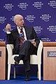 ศาสตราจารย์ Klaus Schwab ผู้ก่อตั้งและประธานบริหาร Wor - Flickr - Abhisit Vejjajiva.jpg