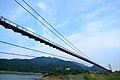 宮ヶ瀬 水の郷大吊り橋, Suspension Bridge, Miyagase - panoramio.jpg