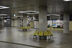 Higashi-Narita Station - Image: 東成田駅:コンコース (19526807499)