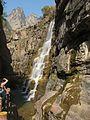 红石峡谷瀑布 - panoramio.jpg