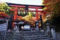 鳥居本にて 京都市右京区 Toriimoto, Kyoto 2013.11.21 - panoramio.jpg