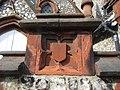 -2019-09-28 Cosseyware terracotta brick, Cromer Methodist Church, West Street, Cromer.JPG