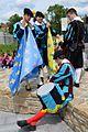 0.2014 Italienischer Fahnentänzer auf der Burg zu Sanok.jpg