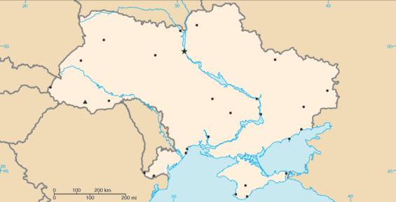 ukrajna térkép Sablon:Ukrajna térkép – Wikipédia