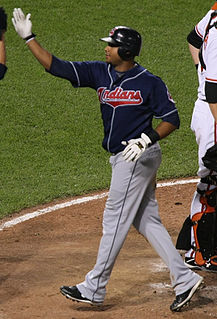 Andy Marte Dominican baseball player