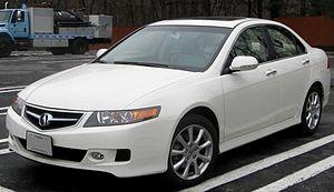 Acura TSX - 2006-2008 Acura TSX
