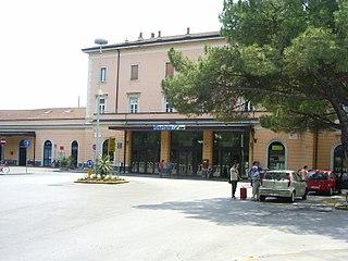 Gorizia Centrale railway station