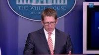 File:10-4-13- White House Press Briefing.webm