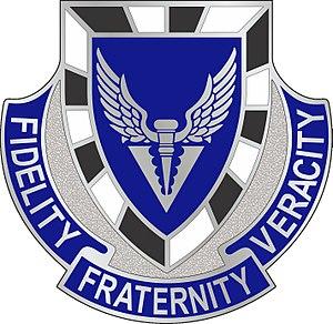 34th Combat Aviation Brigade - Image: 113 Avn Rgt DUI