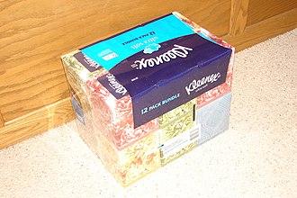 Multi-pack - Image: 12 pack of tissue