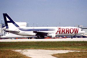 Arrow Air - Arrow Air Lockheed L-1011 TriStar 200F N308GB, 1998