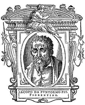 Pontormo, Jacopo Carucci (1494-ca. 1556)