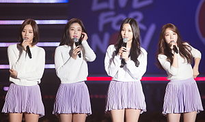 Girl's Day - Girl's Day in 2014